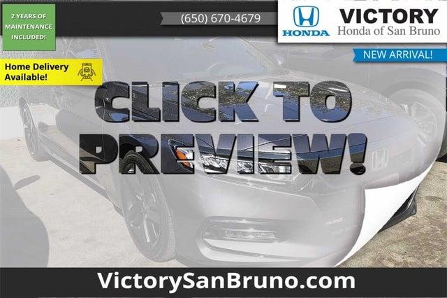 2020 Honda Accord 2.0T Sport FWD