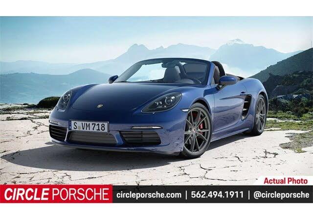 2020 Porsche 718 Boxster S RWD