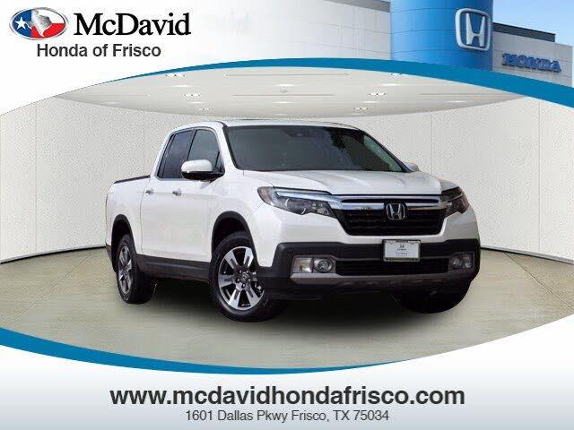 2017 Honda Ridgeline RTL-E AWD