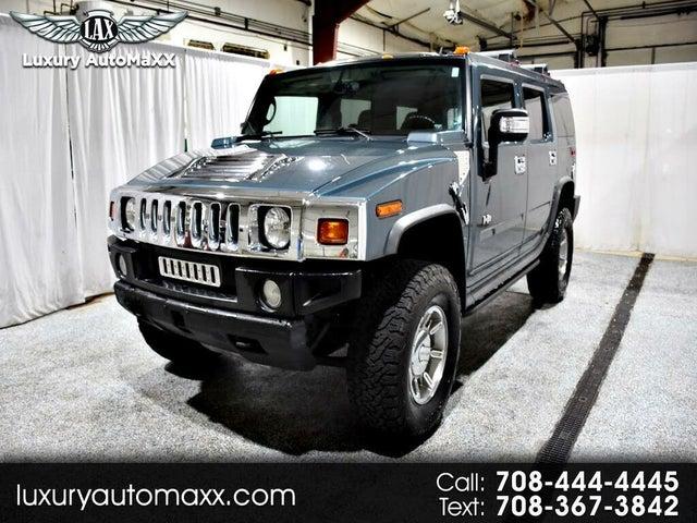 2005 Hummer H2 Luxury