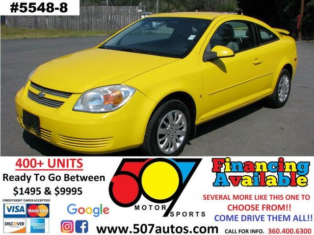 2009 Chevrolet Cobalt 1LT Coupe FWD