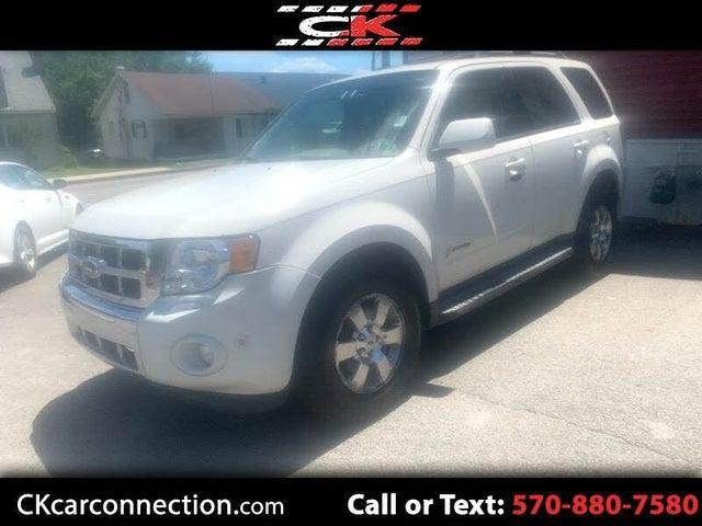 2011 Ford Escape Hybrid Limited AWD