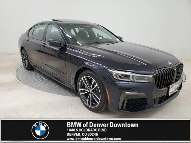 2021 BMW 7 Series 740i xDrive AWD