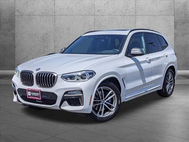 2019 BMW X3 M40i AWD