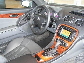 2004 Mercedes-Benz SL-Class SL AMG 55
