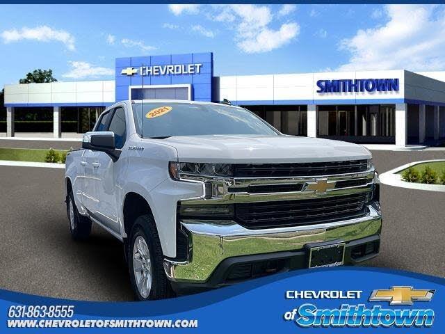 2021 Chevrolet Silverado 1500 LT Double Cab 4WD