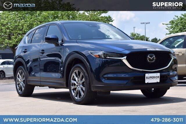 2020 Mazda CX-5 Signature AWD
