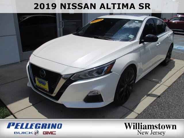 2019 Nissan Altima 2.5 SR FWD