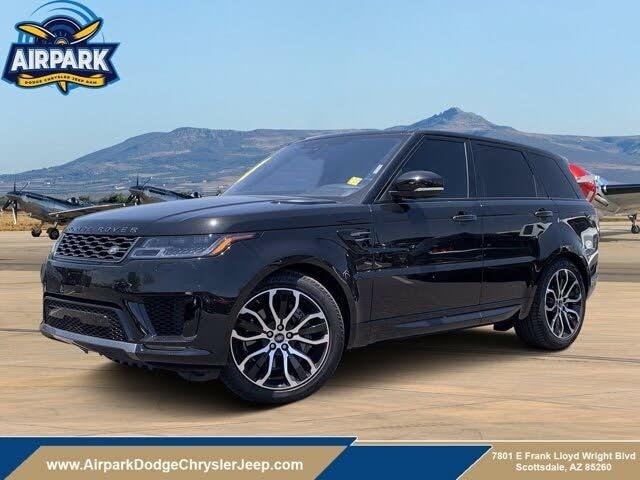 2021 Land Rover Range Rover Sport Silver Edition AWD