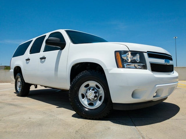 2011 Chevrolet Suburban 2500 Fleet 4WD