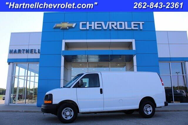 2016 Chevrolet Express Cargo 2500 RWD