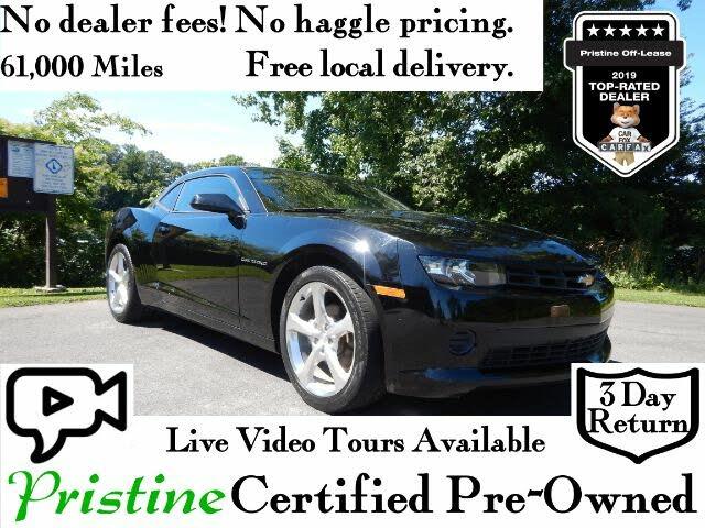 2014 Chevrolet Camaro 1LS Coupe RWD