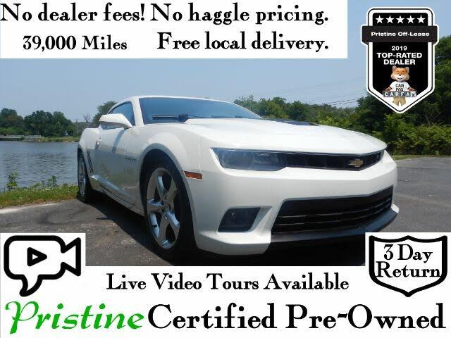 2015 Chevrolet Camaro 1SS Coupe RWD