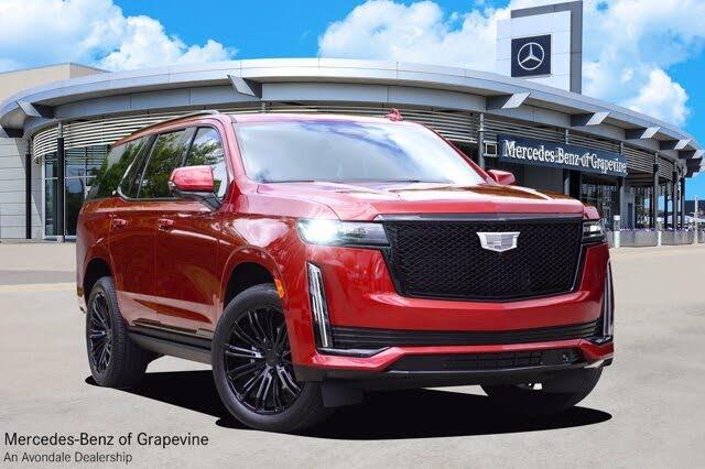 2021 Cadillac Escalade Sport Platinum AWD