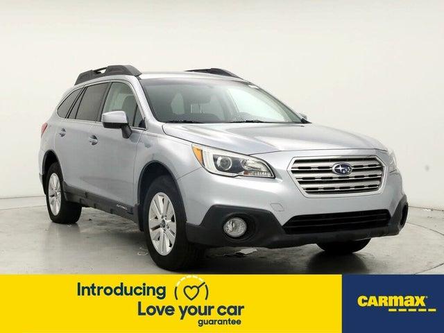 2017 Subaru Outback 2.5i Premium AWD