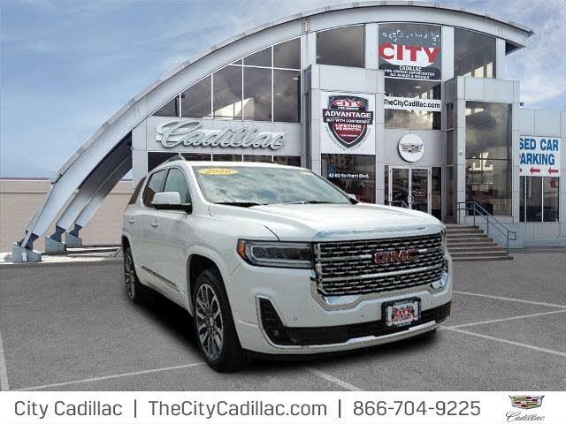 2020 GMC Acadia Denali AWD