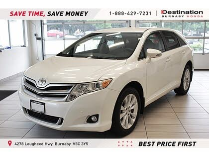 2013 Toyota Venza Base AWD