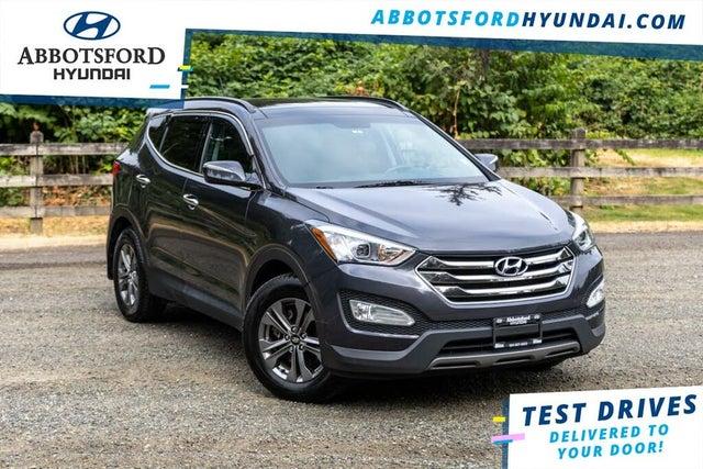 2015 Hyundai Santa Fe Sport 2.4L Luxury AWD