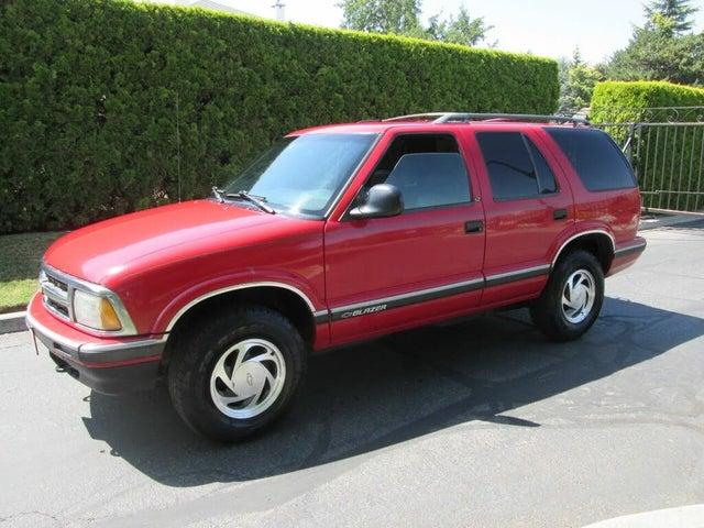 1995 Chevrolet Blazer LT 4-Door 4WD