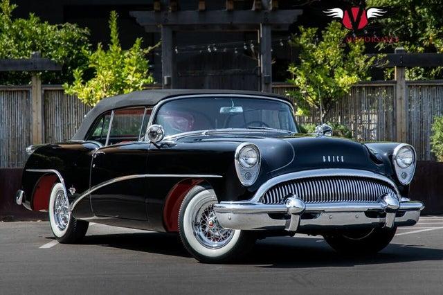 1954 Buick Skylark Convertible RWD