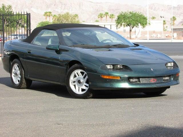 1996 Chevrolet Camaro Z28 Convertible RWD