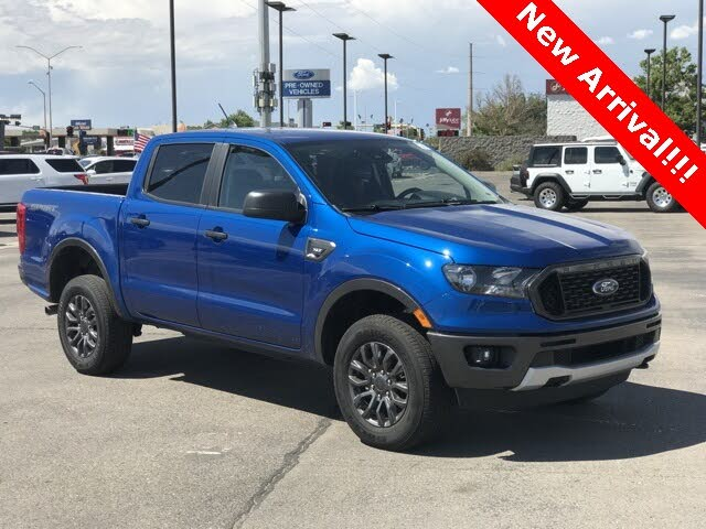 2020 Ford Ranger
