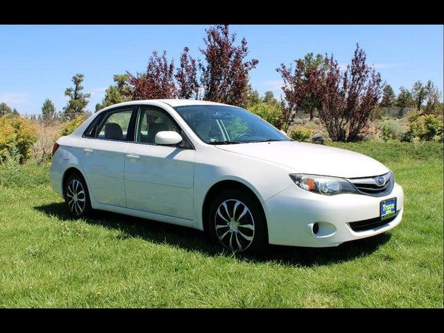 2011 Subaru Impreza 2.5i