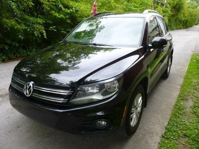 2014 Volkswagen Tiguan AWD Trendline