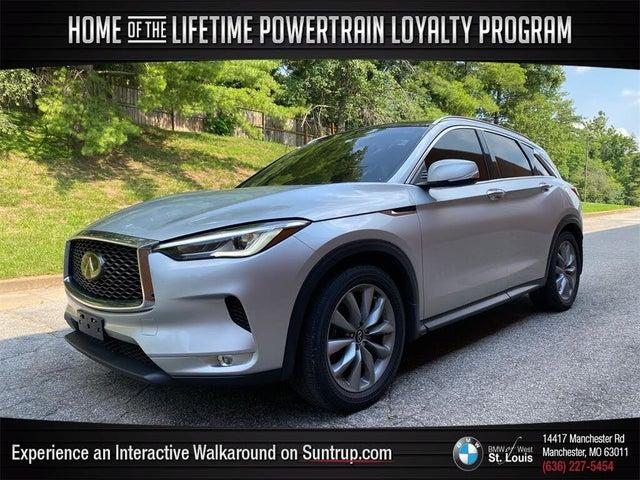 2020 INFINITI QX50 Luxe AWD