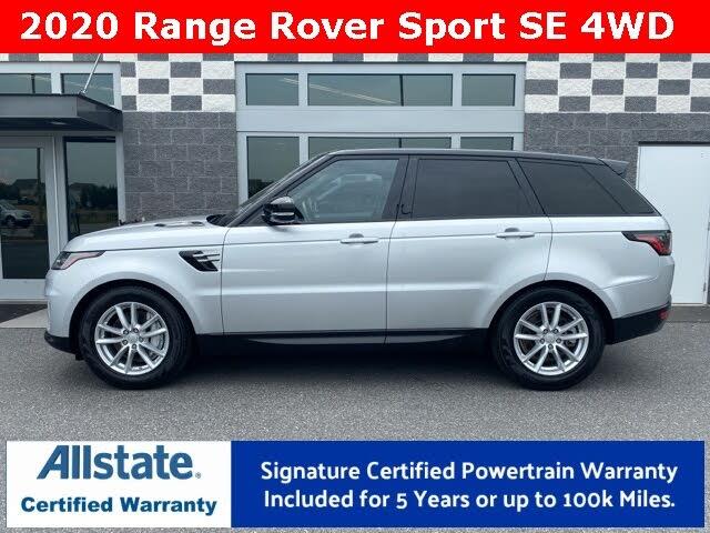 2020 Land Rover Range Rover Sport Td6 SE 4WD