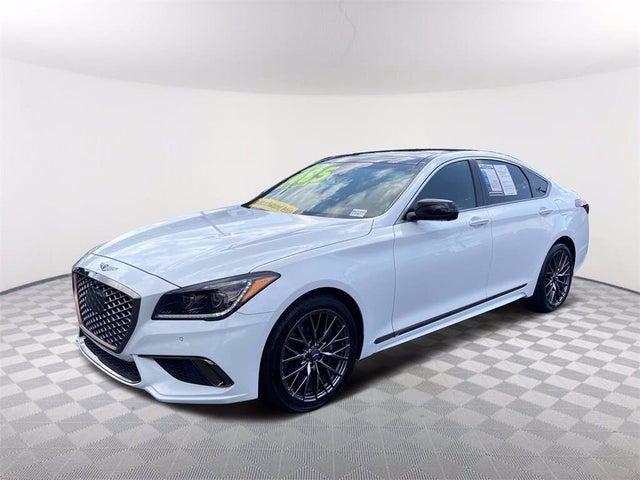 2019 Genesis G80 3.3T Sport AWD