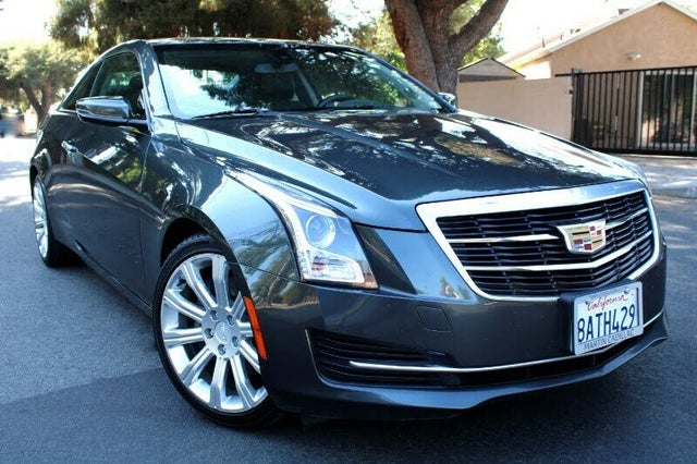 2017 Cadillac ATS Coupe 2.0T RWD