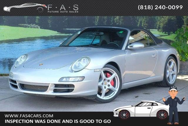 2005 Porsche 911 Carrera S Cabriolet RWD