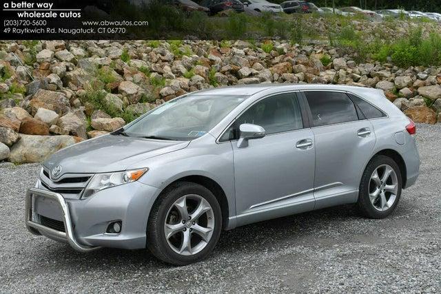 2015 Toyota Venza V6 XLE AWD