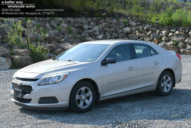 2016 Chevrolet Malibu Limited LS FWD