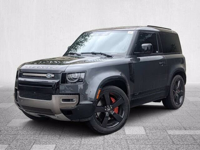 2021 Land Rover Defender 90 X AWD
