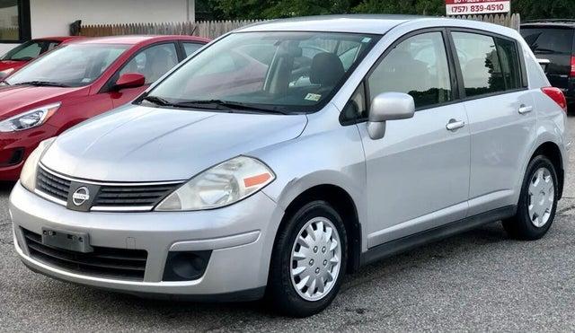2007 Nissan Versa S Hatchback