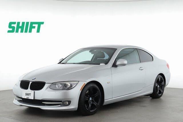 2013 BMW 3 Series 335i Coupe RWD