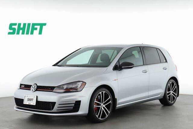 2017 Volkswagen Golf GTI 2.0T Sport 4-Door FWD