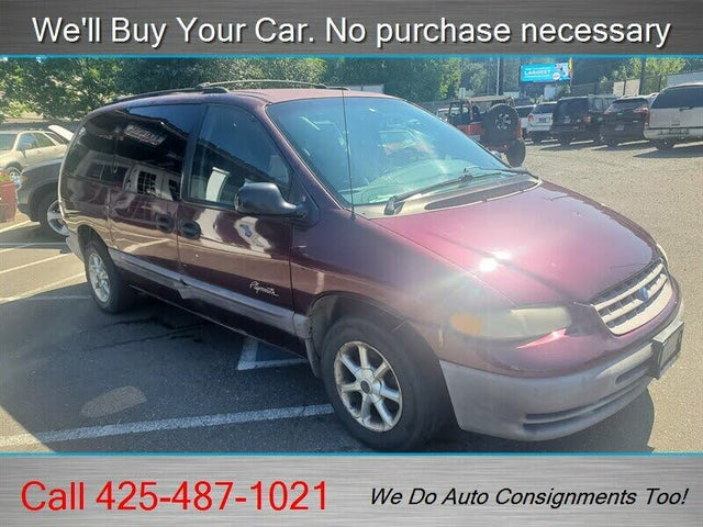 1998 Plymouth Grand Voyager SE FWD