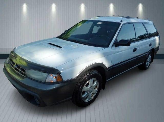 1998 Subaru Legacy 4 Dr Outback Limited AWD Wagon