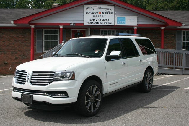 2016 Lincoln Navigator L Reserve 4WD