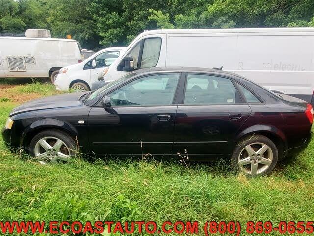 2005 Audi A4 1.8T quattro Sedan AWD