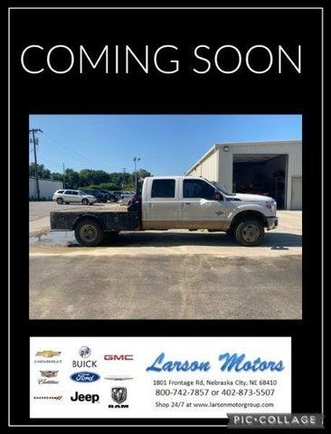 2014 Ford F-350 Super Duty Lariat Crew Cab LB 4WD