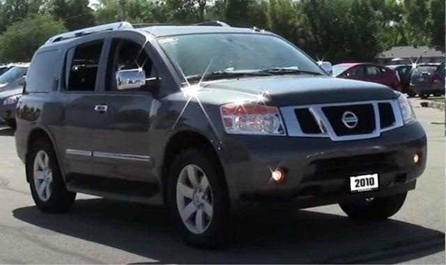 2010 Nissan Armada Titanium 4WD