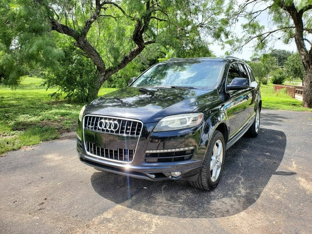 2013 Audi Q7 3.0T quattro Premium Plus AWD