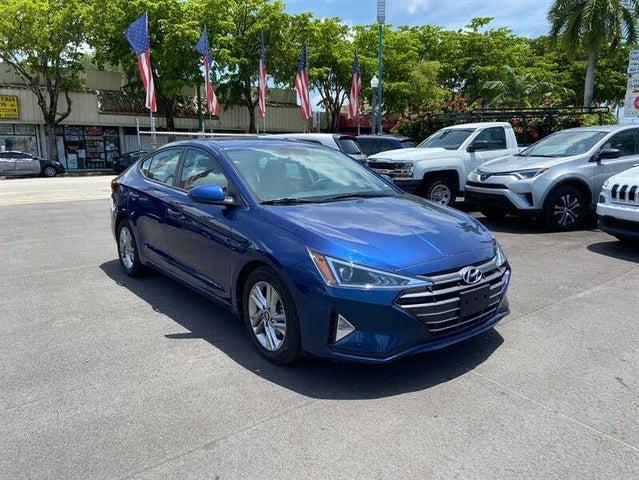 2020 Hyundai Elantra SEL Sedan FWD