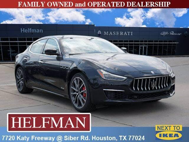 2021 Maserati Ghibli GranLusso RWD