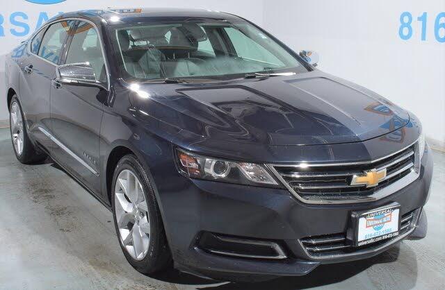 2014 Chevrolet Impala LTZ 1LZ FWD