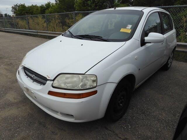 2008 Chevrolet Aveo LT Sedan FWD